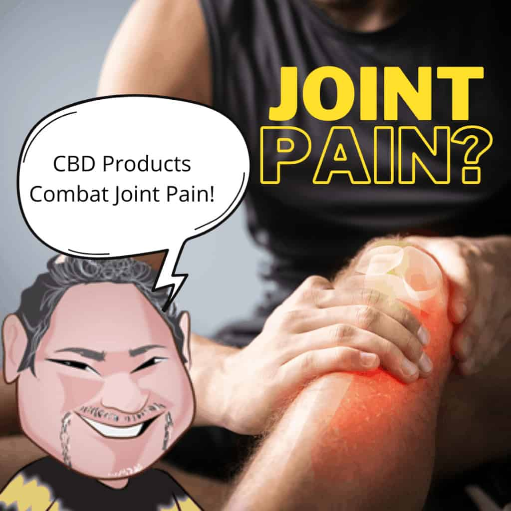 CBD Products to Combat Joint Pain