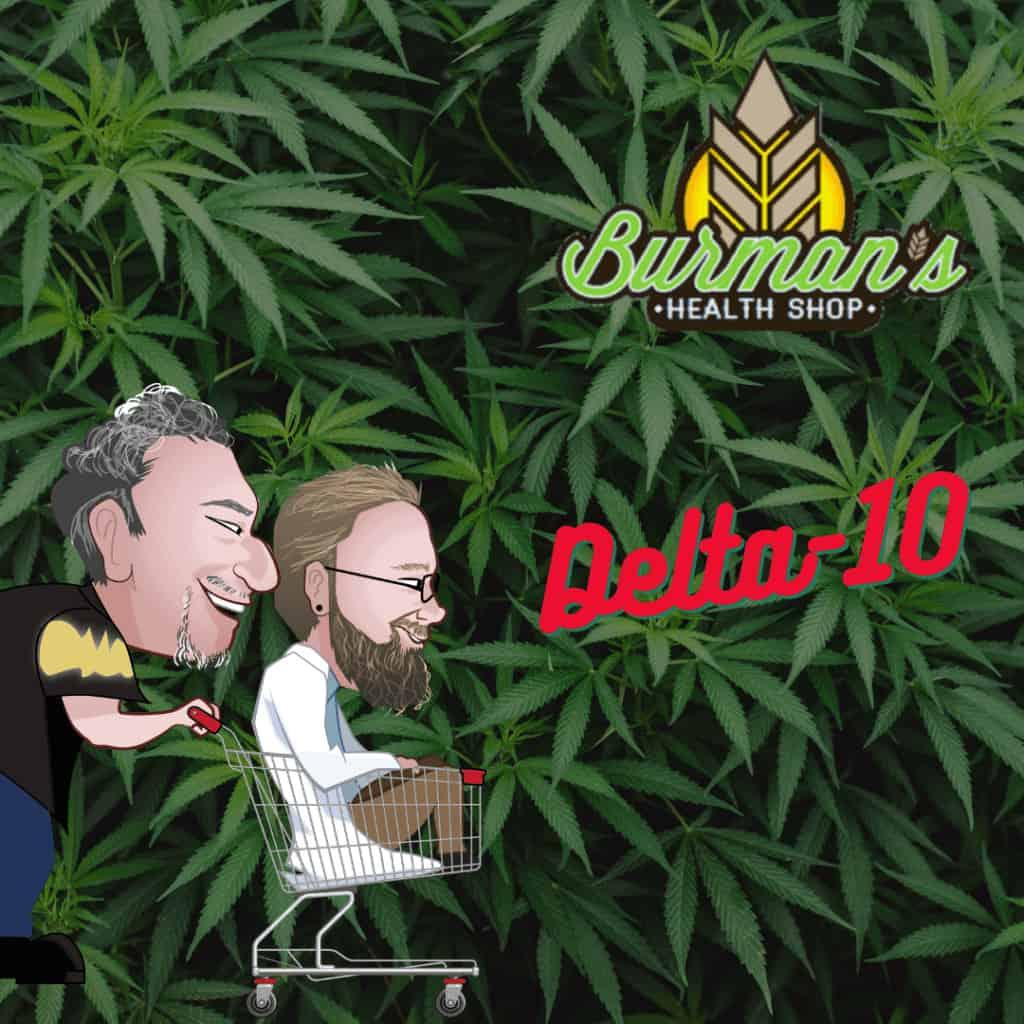 Delta 10 THC
