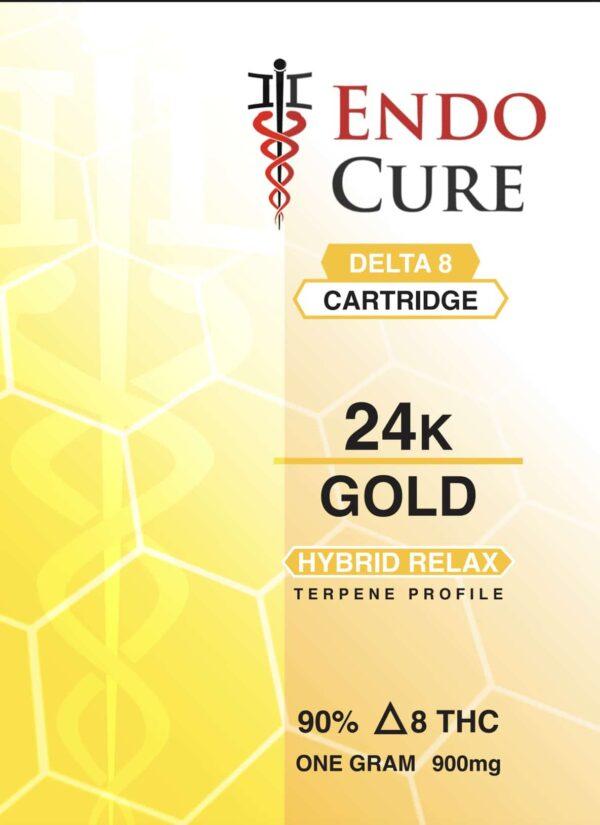 24k gold delta 8