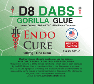 endocure delta 8 dabs