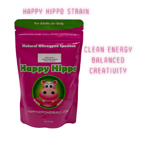 HAPPY HIPPO KRATOM