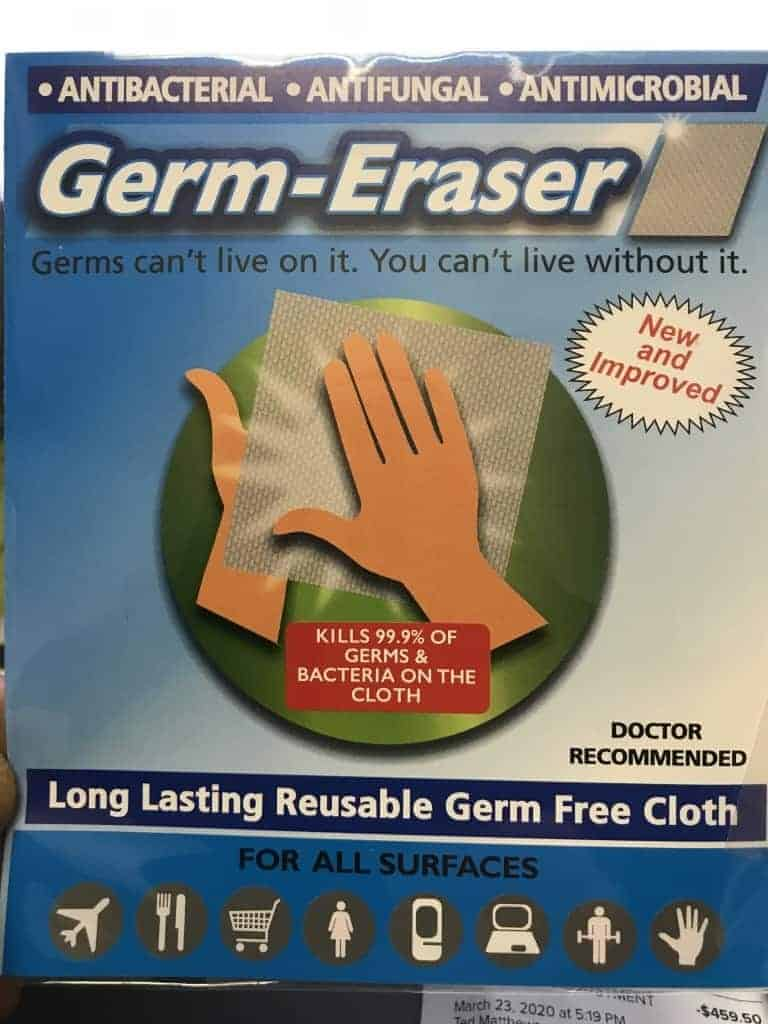 Germ Eraser