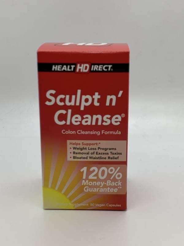 Sculpt n Cleanse colon cleansing formula