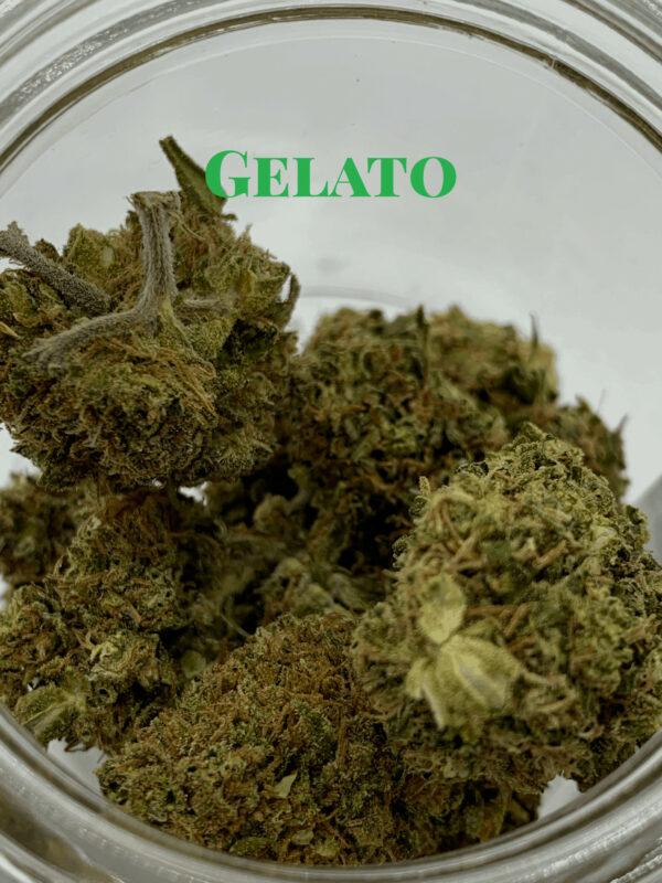Gelato Cbd flower