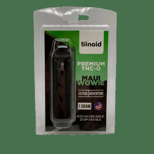 binoid thc-o disposable vape - maui wowie