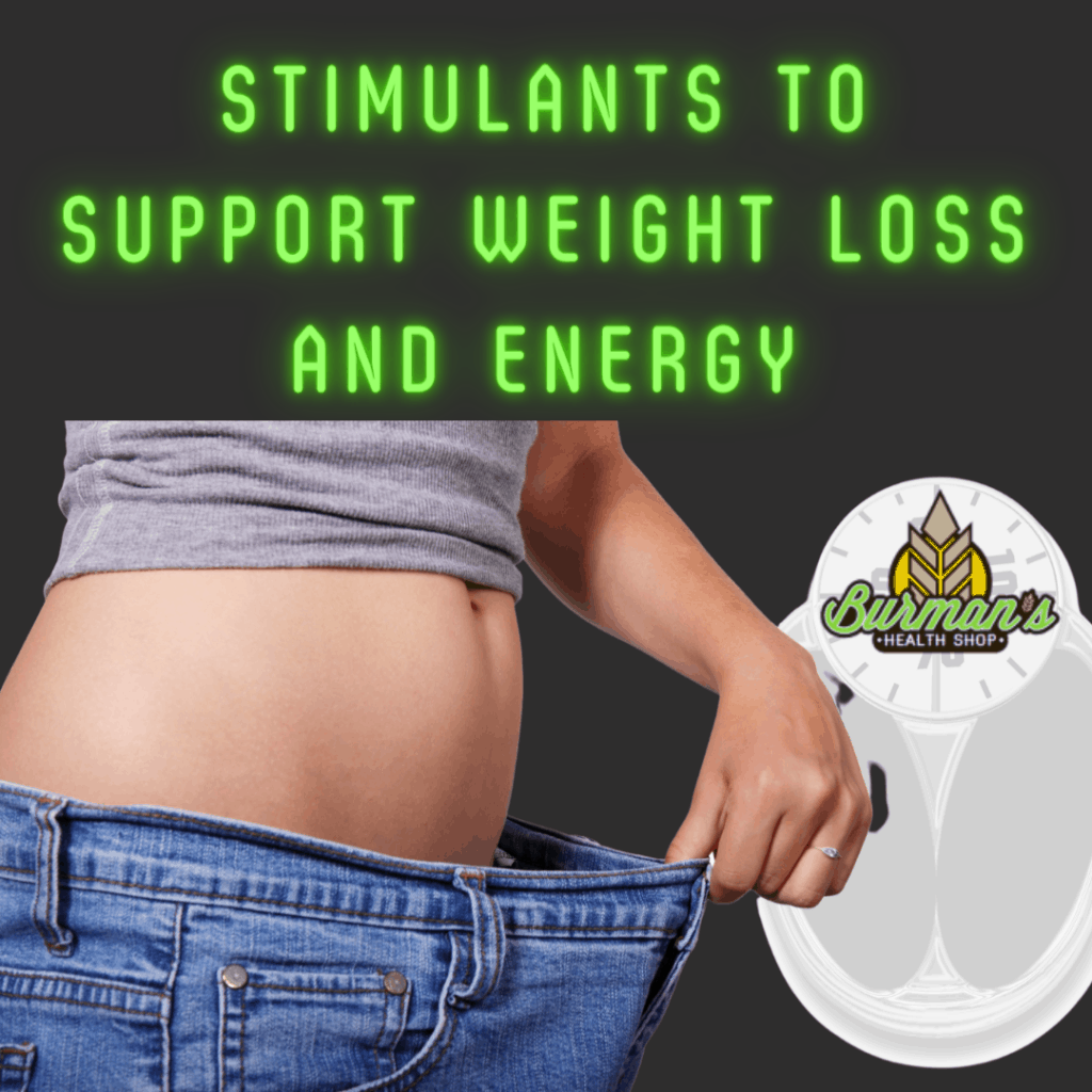 Stimulants to Support Weight Loss and Energy