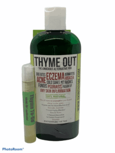 thyme out bottle