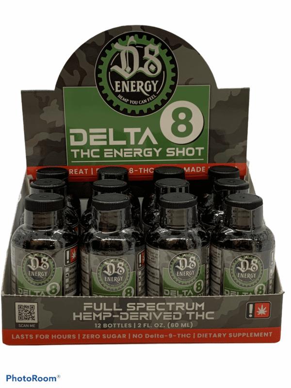 delta 8 shot