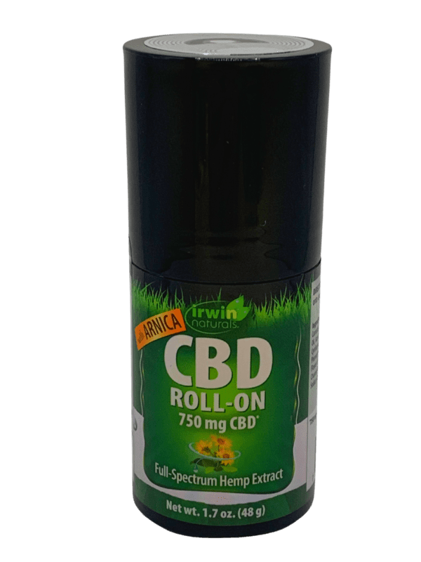 CBD roll on with arnica