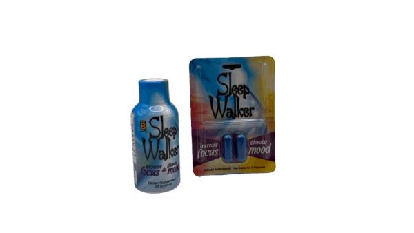 sleepwalker supplement