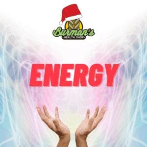 Energy: Do You Have Enough?