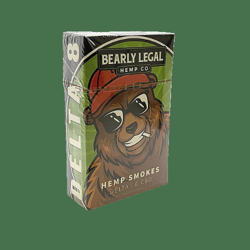 hemp smokes bearly legal