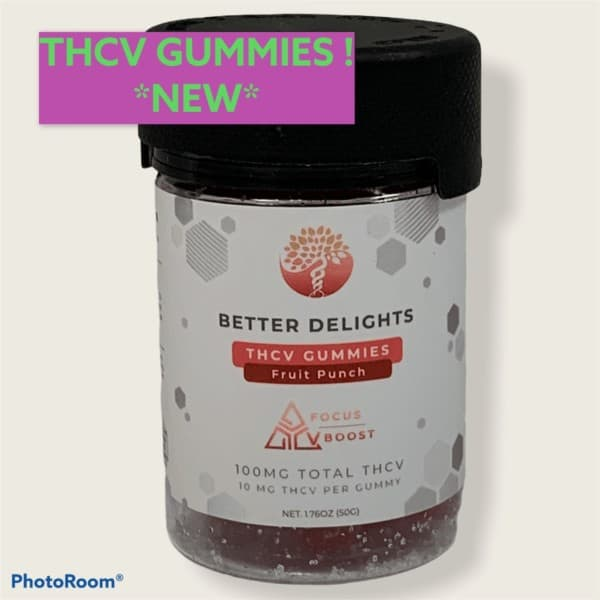 better delights thc gummies fruit punch