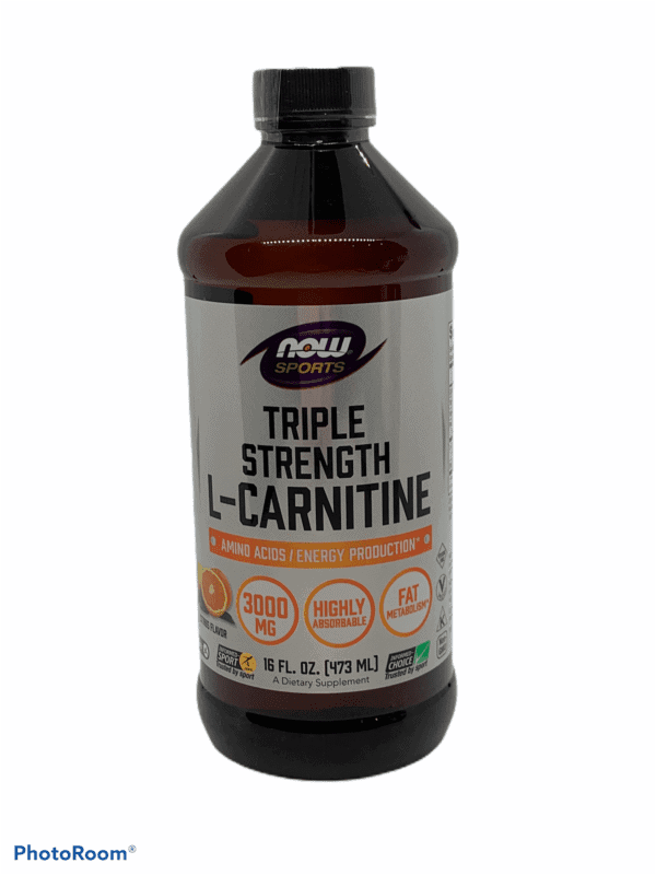 L–Carnitine 16fl. bottle