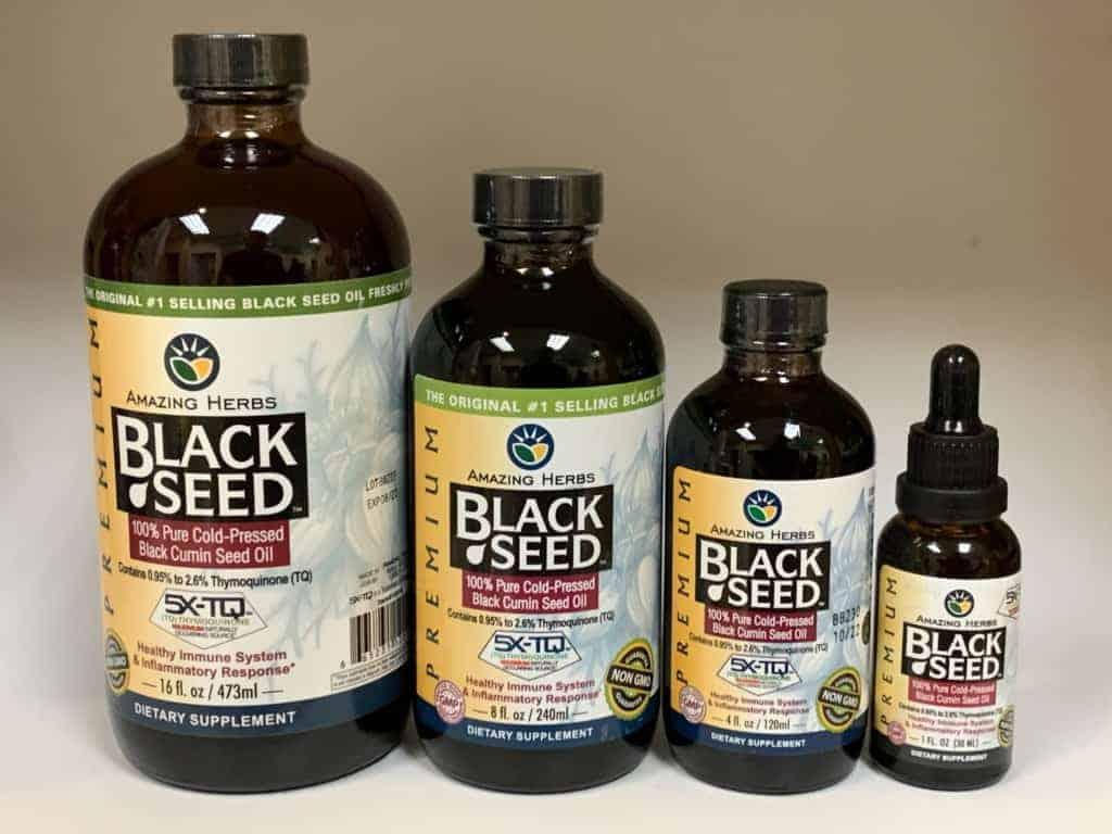 blackseed oil