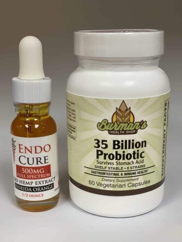 CBD Digestion Stack 2 month supply