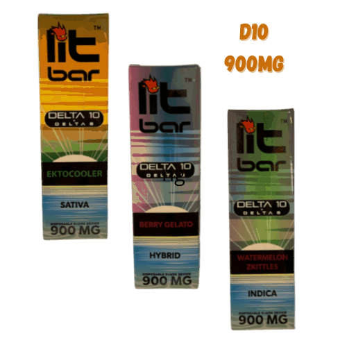 lit bar disposable vape