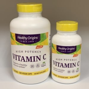 healthy origins vitamin c 1000 mg